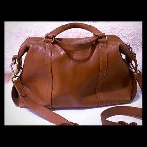 Madewell leather purse